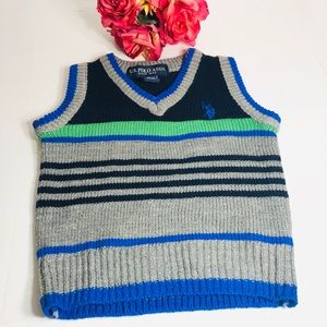 U.S POLO ASSN VEST SLEEVELESS